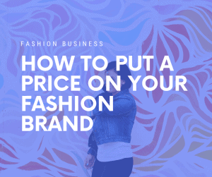 price your fashion brand