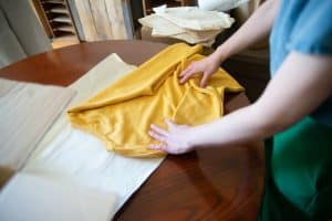 Can small fashion companies afford to use sustainable textiles?